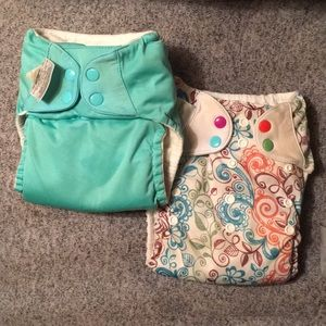 BumGenius Cloth Diapers - Qty 22